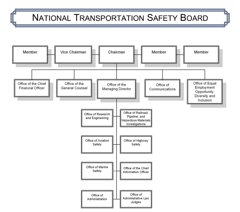 the role of the national transportation safety board in aviation safety Start studying transportation safety c1-c5  government's role in aviation safety over time has been reactive in nature  what role does cast play in national.