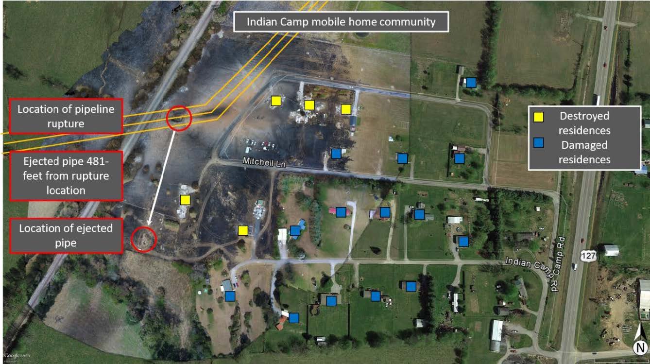 Preliminary Report Pipeline: Enbridge Inc. Natural Gas ... on home sewer, home real estate, home propane gas, home gas furnace, home depot gas generators,
