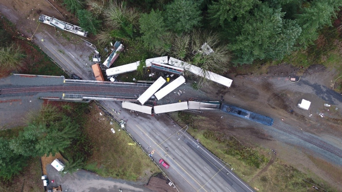 First lawsuits filed against Amtrak for December 18 derailment