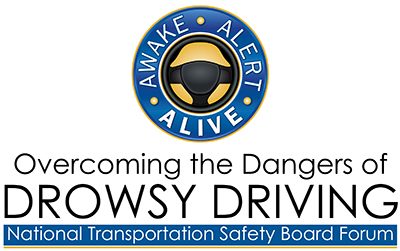 Drowsy driving forum logo