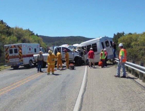 NTSB Opens Public Docket for Concan, Texas Highway Crash